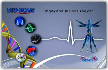 Analizator biofizyczny ciała ludzkiego