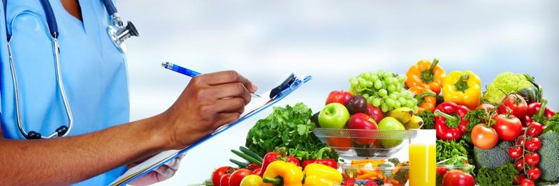 Sporządzanie jadłospisu przez dietetyka