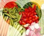 Warzywa, na których tolerancję bada test Food Print 160 Vegetarian
