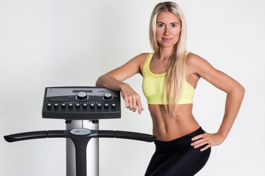 trener personalny EMS i fitness