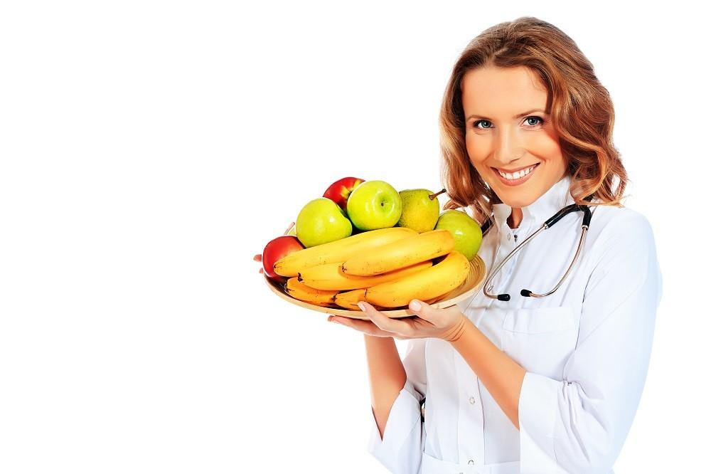 dietetyk z poradni dietetycznej