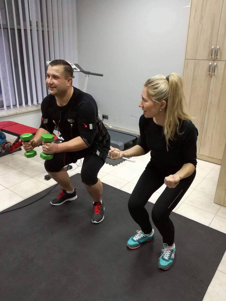 Elektrostymulacja mięśni – odchudzanie i budowanie masy lub rzeźby mięśni