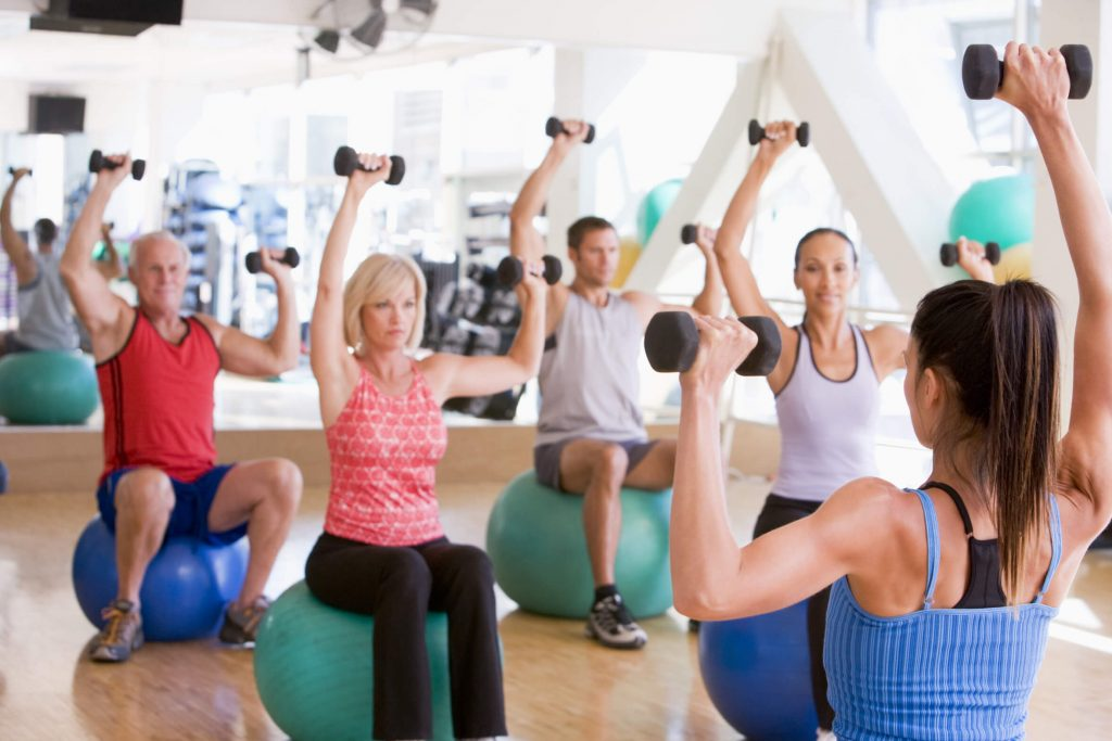 Ćwiczenia na bolące kolana