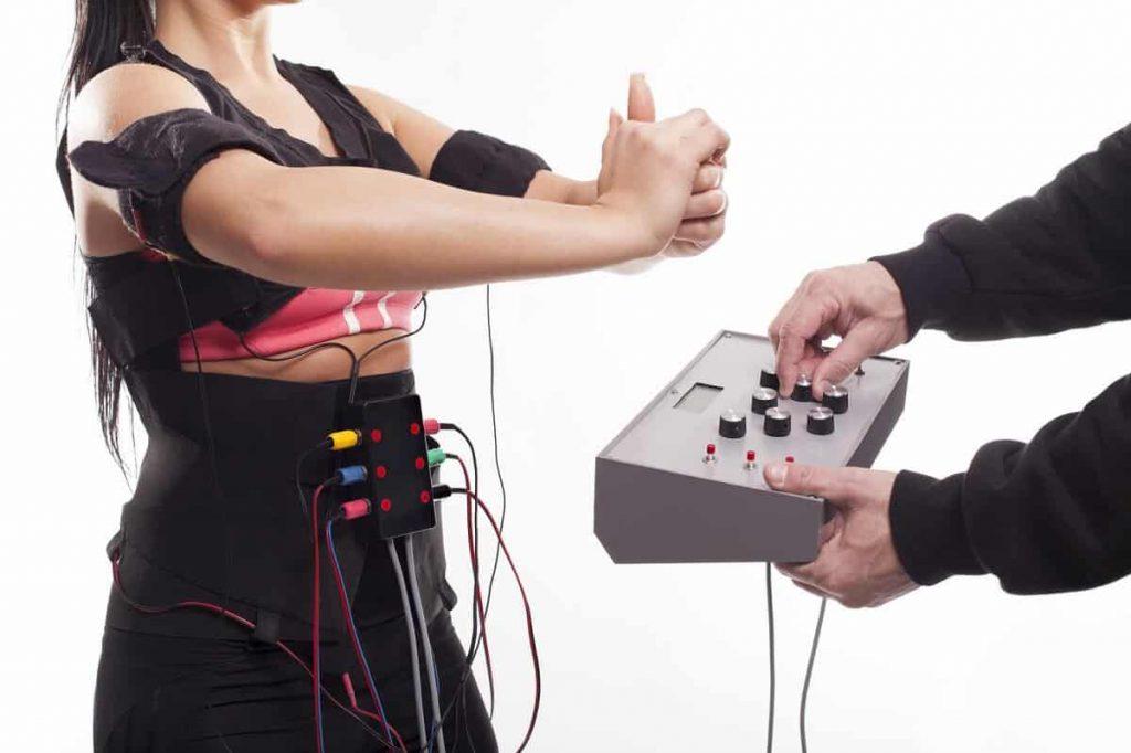 Elektrostymulacja mięśni brzucha