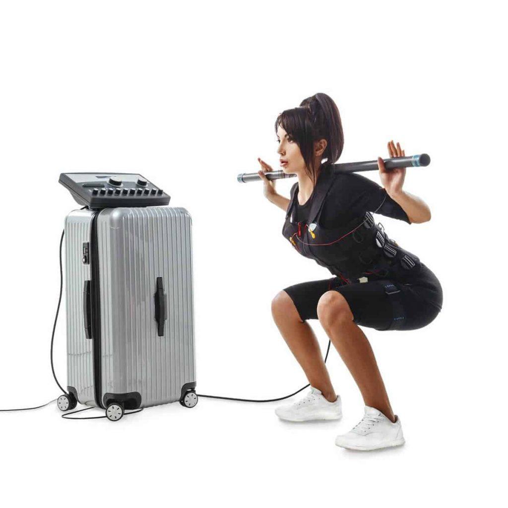 Elektrostymulator mięśni – który służy do treningu?