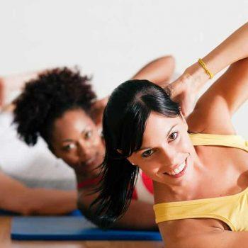 ćwiczenia pozwalają spalić tłuszcz