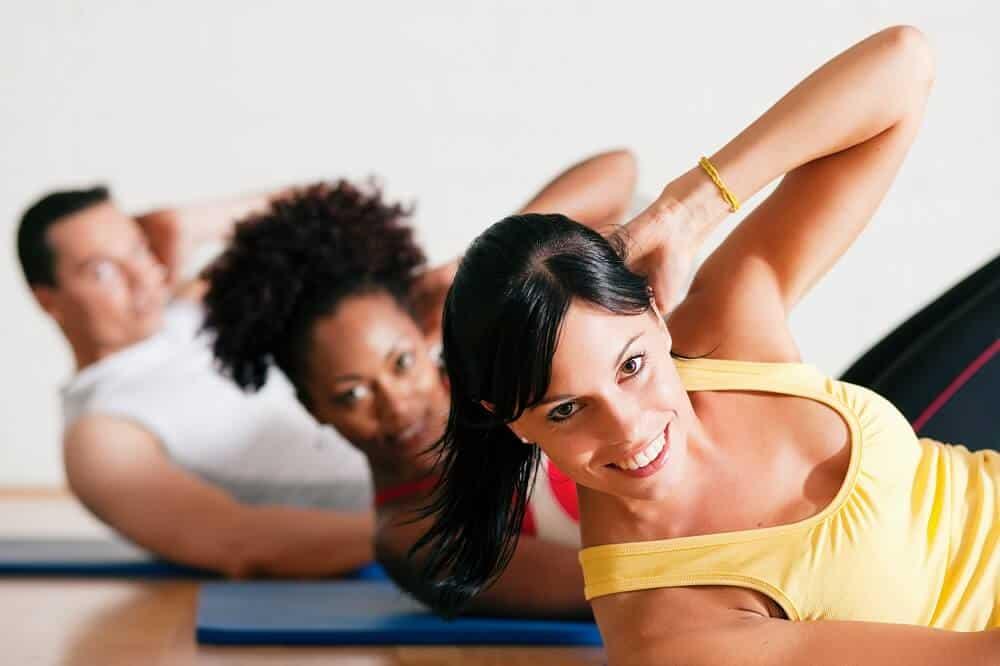 Trening spalający tłuszcz bez wysiłku