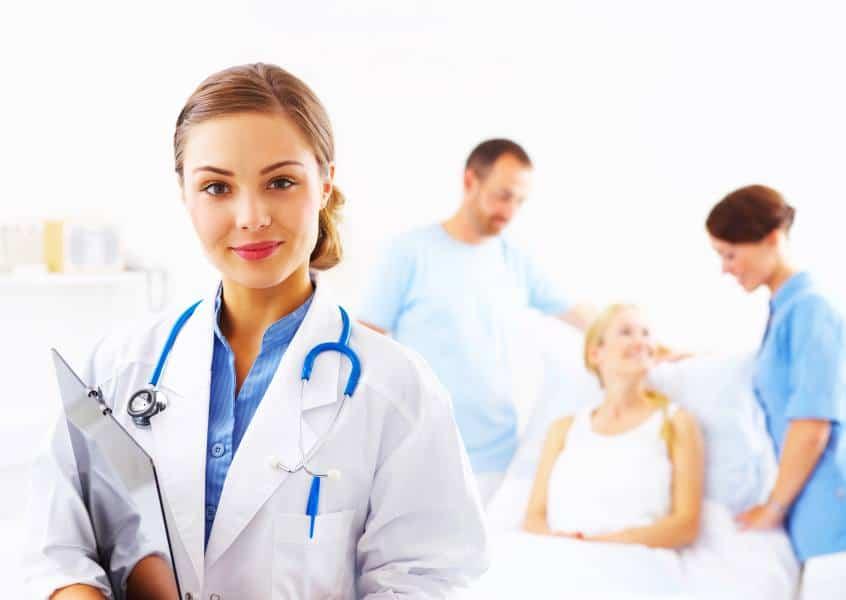 lekarz z Centrum Zdrowia Panaceum