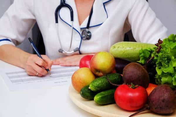 rozplanowanie diety