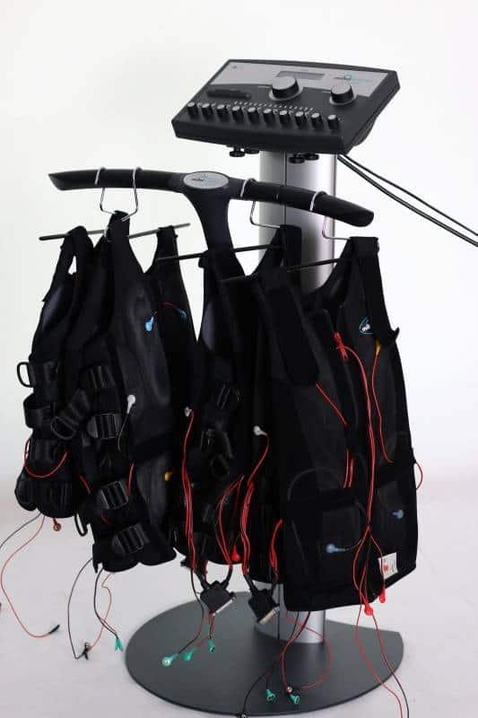 urządzenia do treningów EMS