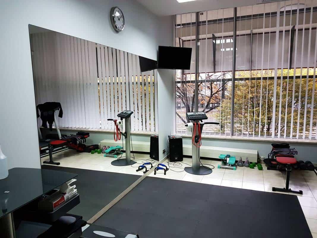 siłownia w Panaceum