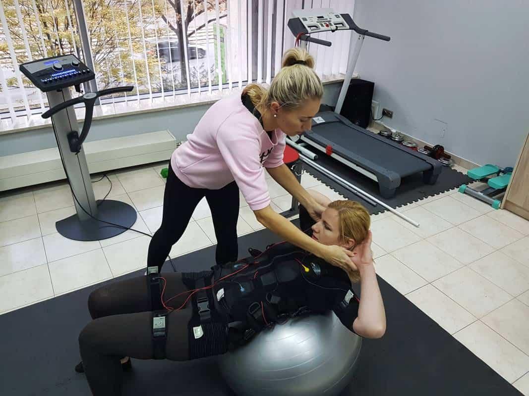 metoda treningowa EMS