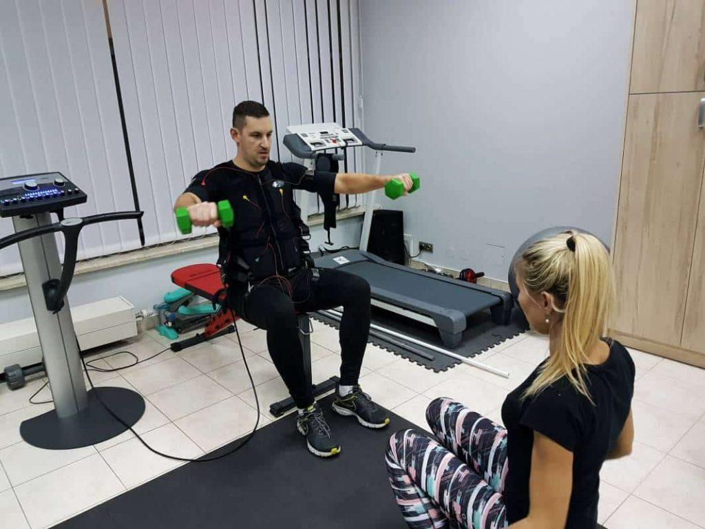 Metoda ćwiczeń z EMS