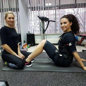 ćwiczenia z EMS