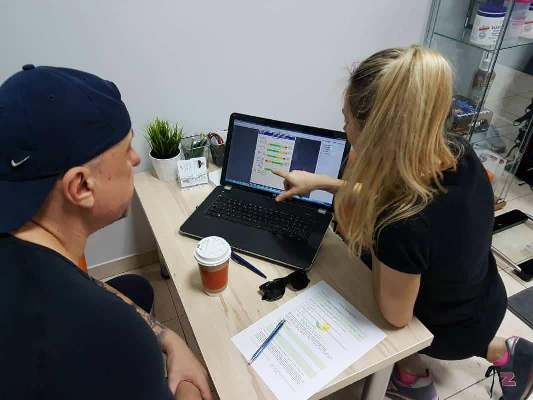 efekty treningu EMS