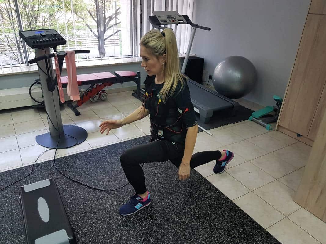 Trenerka EMS Panaceum