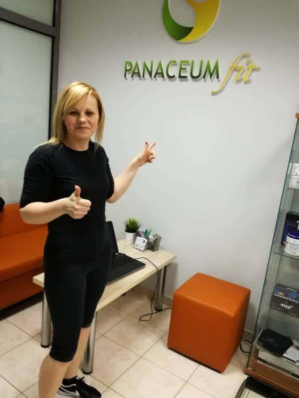 Panaceum fit trening EMS