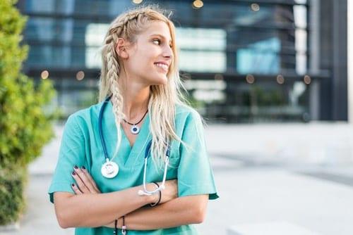 pielęgniarka z Panaceum